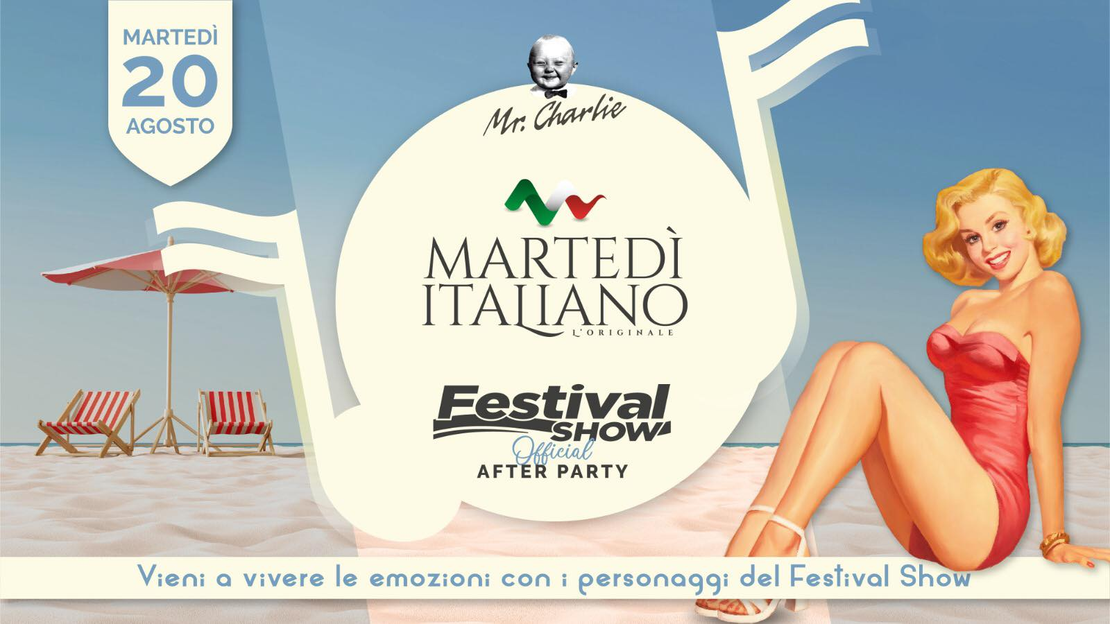 Marteditaliano | Festival Show After Party